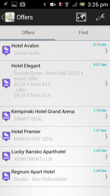 EasyTrip- screenshot