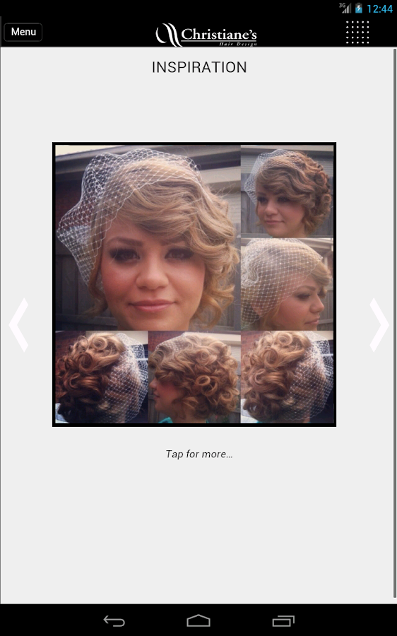 Christiane's Hair Design- screenshot