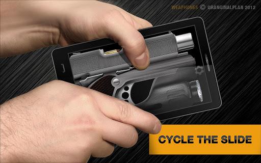 Weaphonesu2122 Gun Sim Free Vol 1 2.4.0 screenshots 14