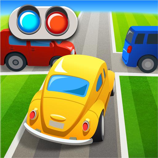 Don't Crash - traffic control LOGO-APP點子