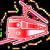 Abfahrtsmonitor VBK AVG