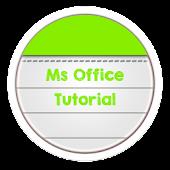 Ms Office Tutorial