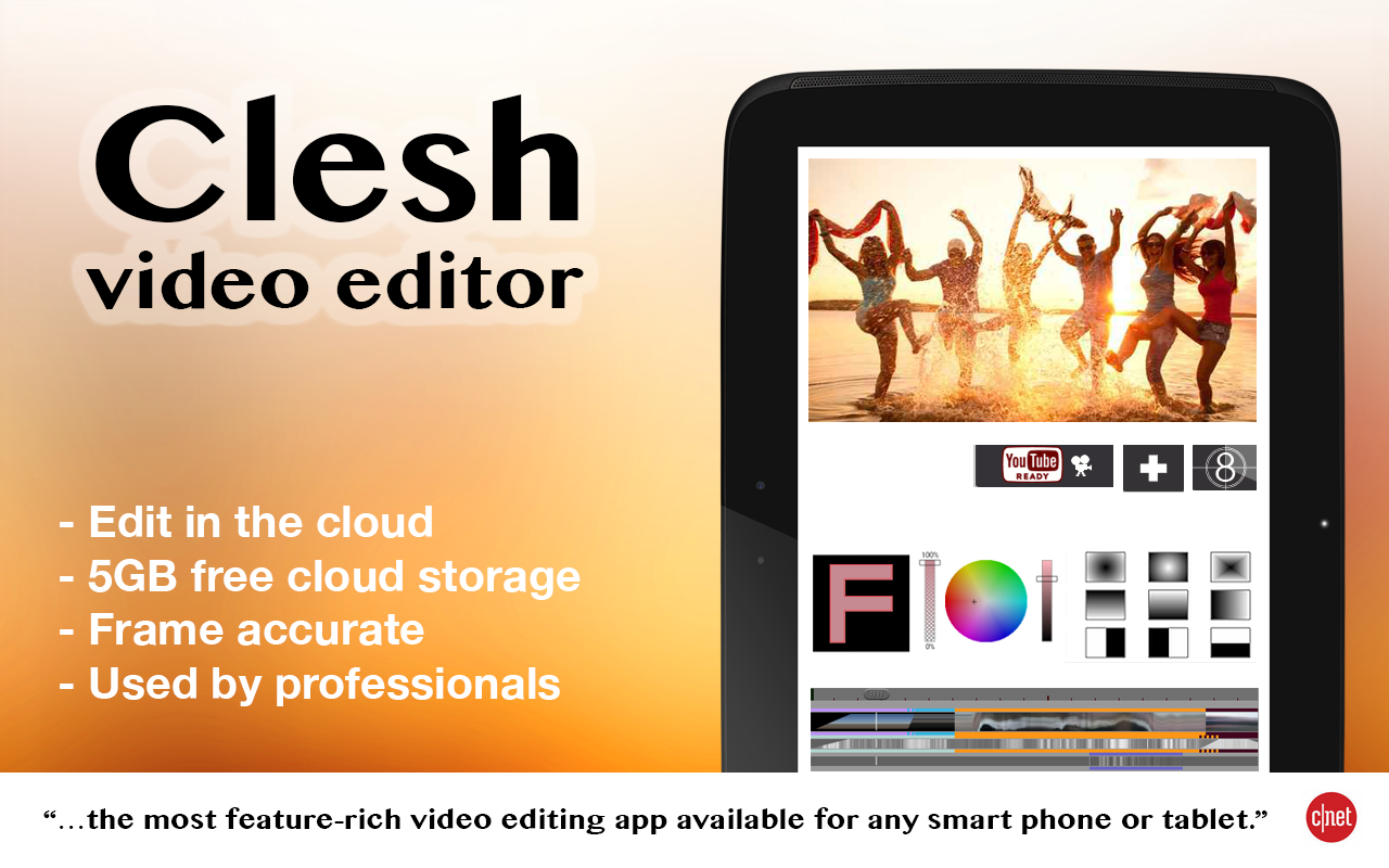 Clesh Video Editor APK Latest Version Download - Free Video