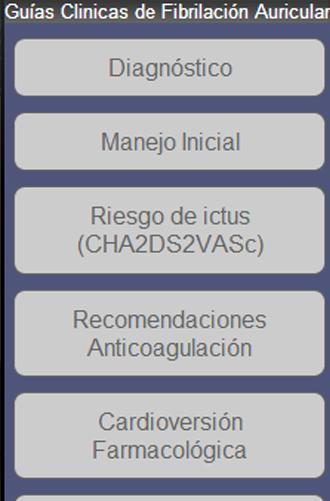 Guías de Fibrilación Auricular
