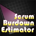 Scrum Burn Down Estimator BETA logo