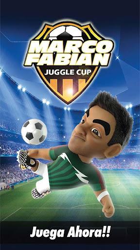 Marco Fabian : Juggle Cup