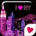 Cute wallpaper★I ♥ New York