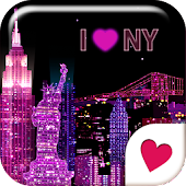 Cute wallpaper★I ♥ New York