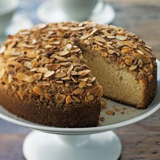 Almond Breakfast Cake