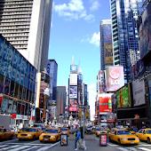 Un New-York est un tentures