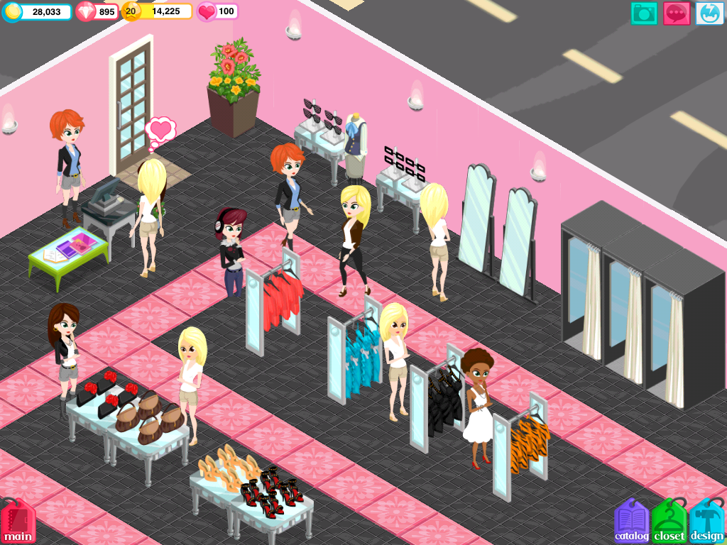 Fashion Story Arena Fierce Android Apps On Google Play