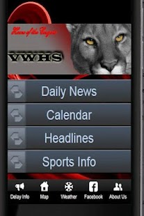 Van Wert High School Info - screenshot thumbnail