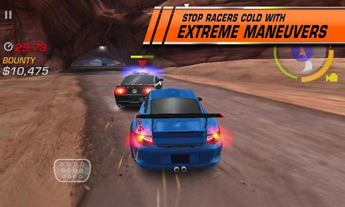 Need for Speed ™ Hot Pursuit - screenshot