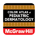 Color Atlas of Ped Dermatology icon