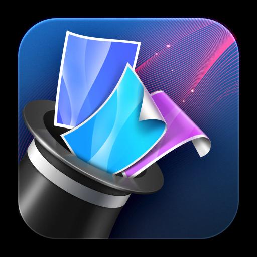 Material Design Wallpapers 個人化 App LOGO-硬是要APP