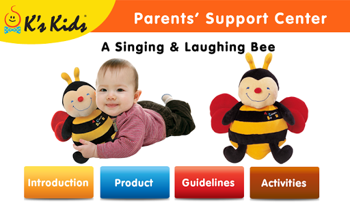 A Singing Laughing Bee