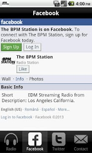The BPM Station- screenshot thumbnail