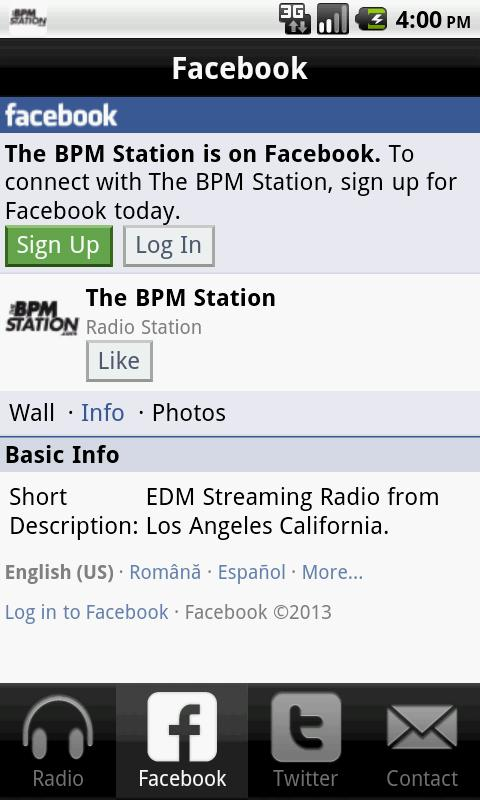 The BPM Station- screenshot