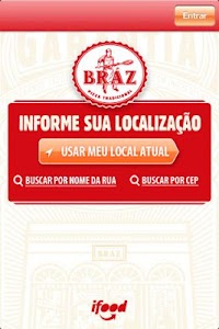 Pizzaria Bráz Delivery screenshot 1