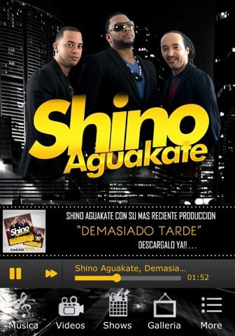Shino Aguakate