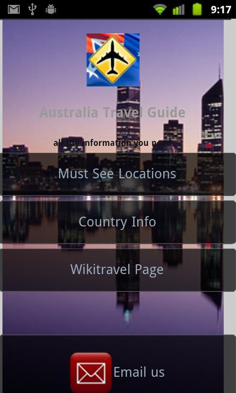 Australia Travel Guide- screenshot