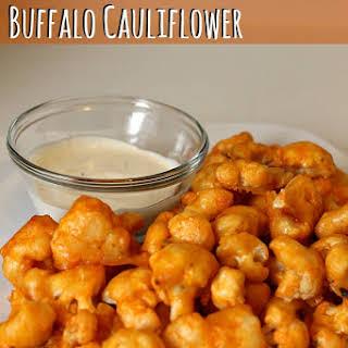 Buffalo Cauliflower.