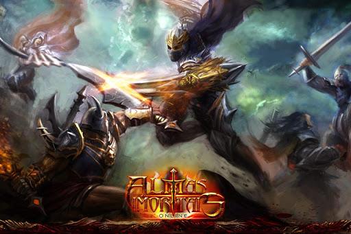 Almas Imortais -3D MMORPG GAME