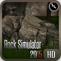 Rock Simulator HD 2015 icon