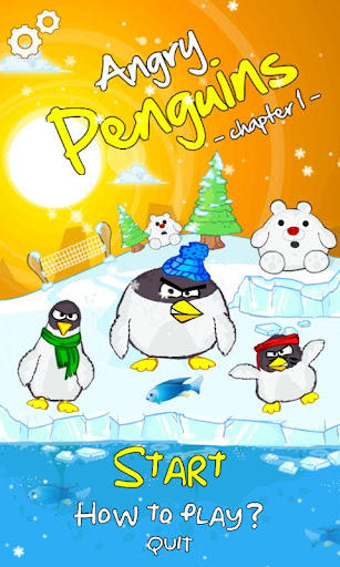 Angry Penguins Lite Version