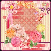 Japanese Flower Live Wallpaper