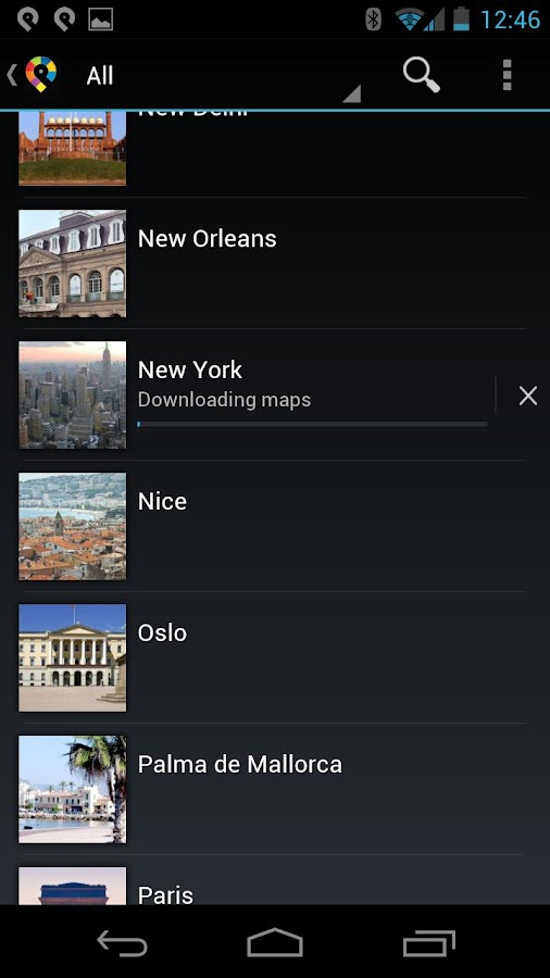 GuidePal City Guides - screenshot