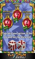 Screenshot of Santa's Christmas Slots