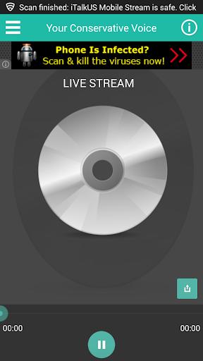 iTalkUS Mobile Stream
