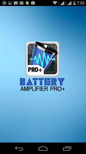 Battery Amplifier Pro+ Saver