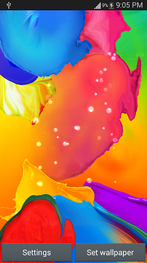 Galaxy S5 HD Live Wallpaper