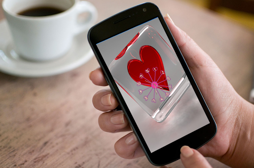 生活必備APP下載|Love Clock Live Wallpaper 好玩app不花錢|綠色工廠好玩App