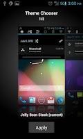Screenshot of Jelly Bean CM9 Theme