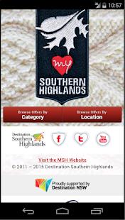 My Southern Highlands - screenshot thumbnail