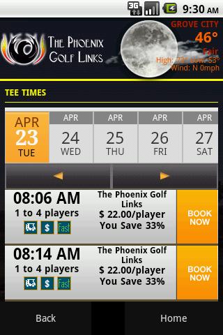 【免費旅遊App】The Phoenix Golf Links-APP點子
