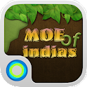Lovely Indian Hola Theme icon