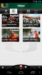 Miami Hurricanes: Premium - screenshot thumbnail
