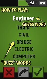 Buzzwords - screenshot thumbnail