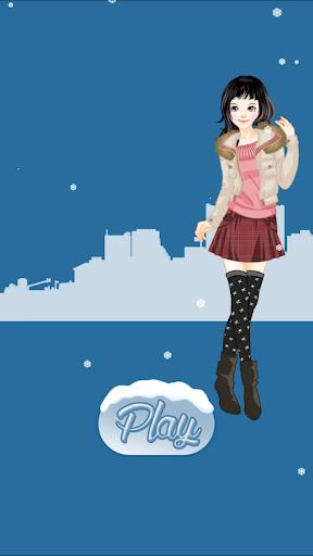 Kız Oyunları - Kış Modası