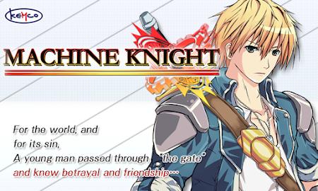 RPG Machine Knight 1.1.9g screenshot 302993