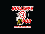 Logo for Bullseye Pub