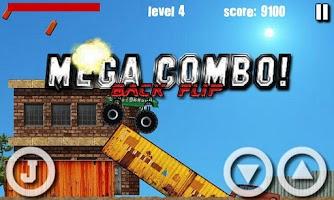 Screenshot of Truck Demolisher