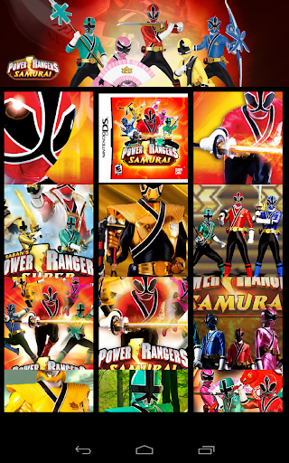 Power Rangers Samurai HD