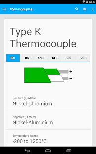 Thermocouples- screenshot thumbnail