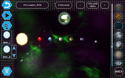 DJ Space: Free Music Game Screenshot 2