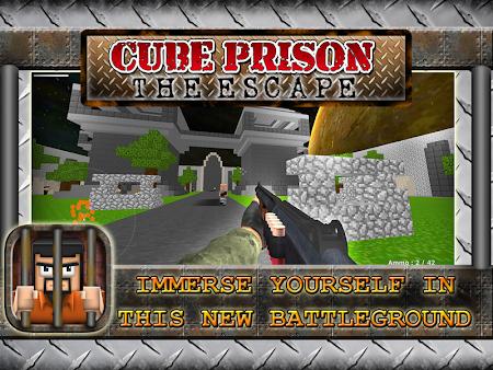 Cube Prison: The Escape C6 screenshot 54328